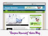 Herpes Remedy Blog