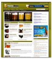 Home Brewing Niche Blog
