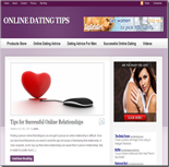 Online Dating Niche Blog