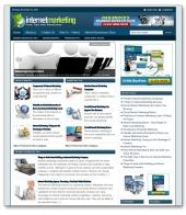 Internet Marketing Niche Blog