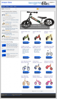 Kids Balance Bike Amazon Store