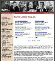 Black History Website