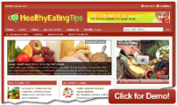 Healthy Eating Tips Review Site