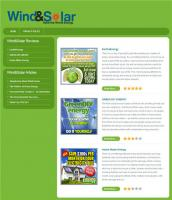 Review Site - Wind Solar
