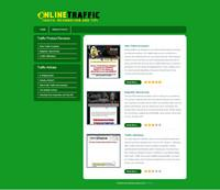 Review Site - Online Traffic