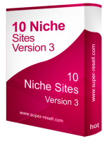 10 Niche Sites - Version 3