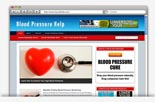 Blood Pressure Niche Blog