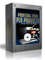 Profiting From PLR Products