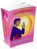 The Most Indepth Self Discovery Book