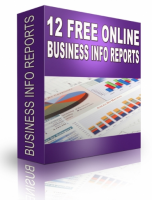 12 Free Online Business Info Reports