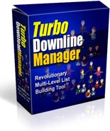 Turbo Downline Manager