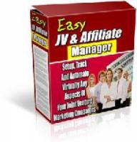 Easy JV And Affiliate Manager