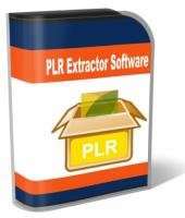 PLR Extractor Software