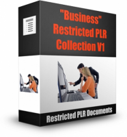 Business Restricted PLR Collection V1
