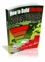How To Build Effective Sales Fun...