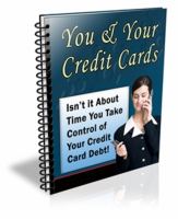 You & Your Credit Cards