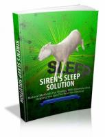 Siren`s Sleep Solution