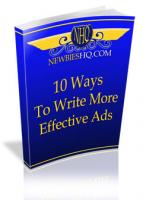 10 Ways To Write More effective ...