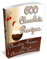 600 Chocolate Recipes ( With Art...