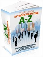 The Big Book Network Marketing A...