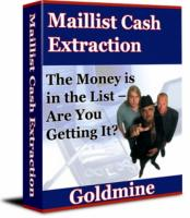 Mail List Cash Extraction Goldmi...