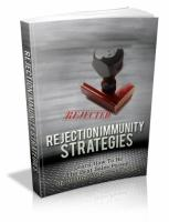 Rejection Immunity Strategies