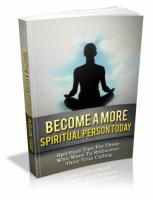 Become A More Spiritual Person T...