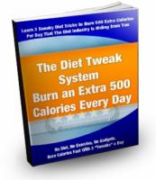 The Diet Tweak System