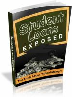 Student Loan Exposed