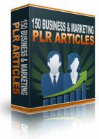 150 Business & Marketing PLR Art...