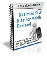 Optimize Your Website For Mobile...