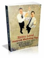 Entry Level Network Marketing Ti...