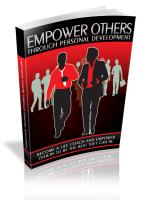 Empower Others Through Personal ...