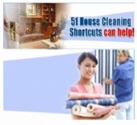 51 House Cleaning Tips