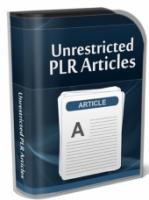 Unrestricted PLR Articles : 03/2...