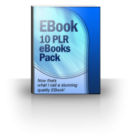 10 PLR eBooks