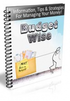 Budget Wise Newsletter
