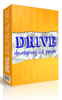 Drive - Developing Will Power