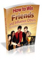 How To Win Friends And Influence...