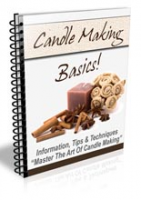 Candle Making Basics Newsletter