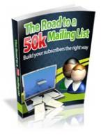Road To 50k Mailing List