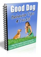 Good Dog Behavior Newsletter