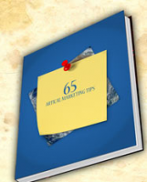 65 Article Marketing Tips