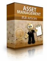 Asset Management PLR Articles