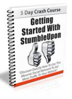 Getting Started With StumbleUpon...