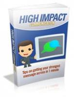High Impact Communication