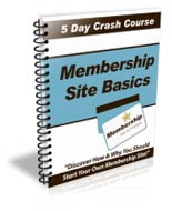 Membership Site Basics Newslette...