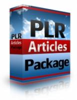 PLR Articles Package Part 1