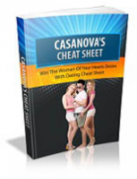 Casanovas Cheat Sheet