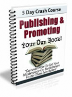 Publishing & Promoting Your Own ...